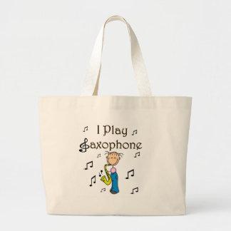 Saxophone Player Bag