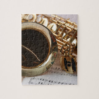 saxophone puzzles