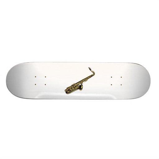 Saxophone Skate Board Decks