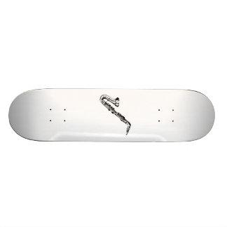Saxophone Skateboard Decks