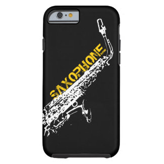 Saxophone Tough iPhone 6 Case