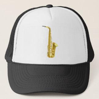 Saxophone Trucker Hat