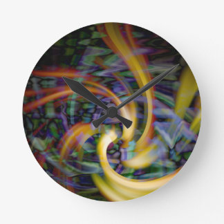 Saxophones Wallclocks