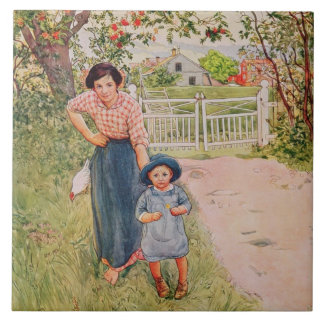 Say a Nice How Do You Do to Your Uncle, 1917, from Tile