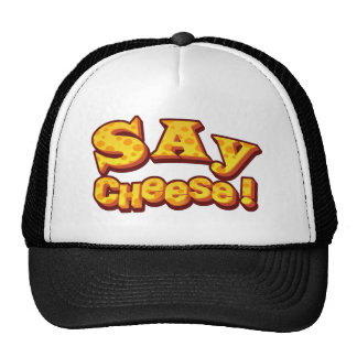 say cheese! cap