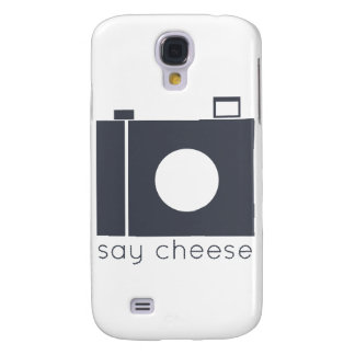 Say Cheese Galaxy S4 Cover