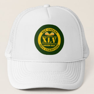 Say Cheese XLV 2011 Champions Trucker Hat