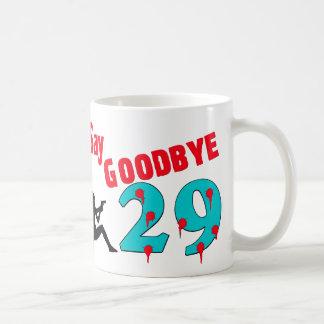 Say Goodbye To 29 Coffee Mugs