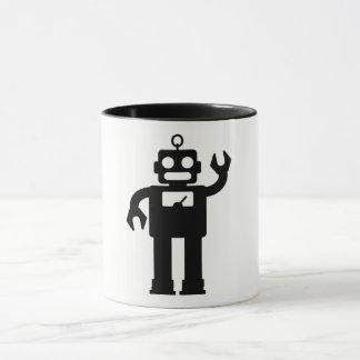 Say Hello to the Robot Mug