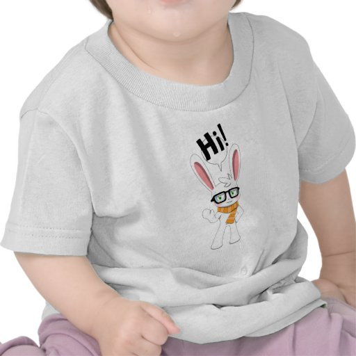 Say HI to Smartie! T-shirts