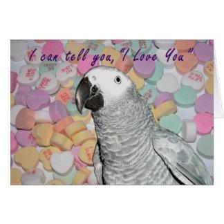 Say I Love You Card