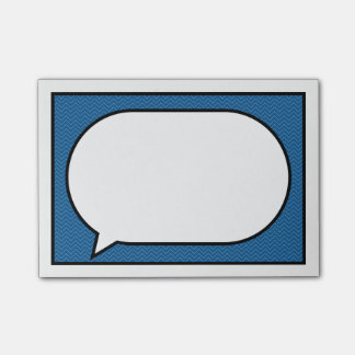 Say it 3 post-it notes