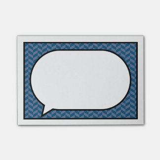 Say it 5 post-it notes