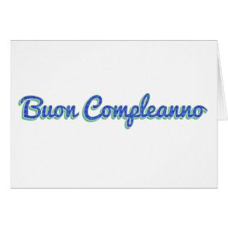 Say it in Italian Cards
