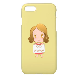 Say It With A Sign iPhone 8/7 Case
