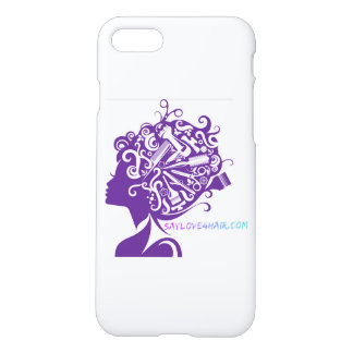 Say Love For Hair iPhone 8/7 Case