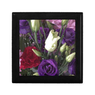 Say Love you with Flowers Gift Box
