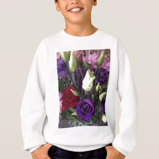 Say Love you with Flowers Sweatshirt
