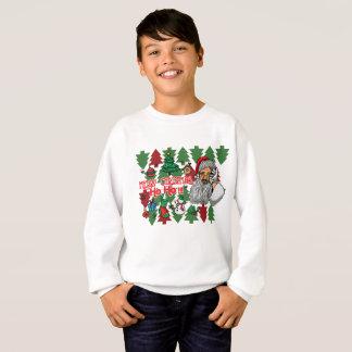 Say Merry Christmas With This Santa Claus Sweatshirt
