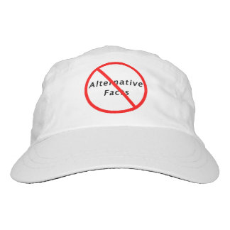 Say No to Alternative Facts Hat