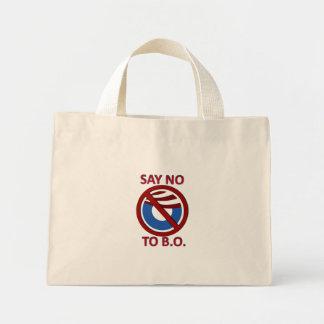 Say no to BO Bag