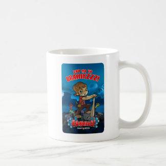 Say no to brainz coffee mug