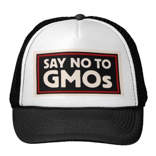 Say No To GMO's Mesh Hats