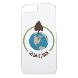Say No to Plastic iPhone 7 Case