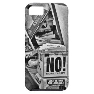 Say NO to War iPhone 5 Cases