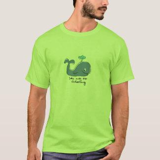 Say No to Whaling T-Shirt