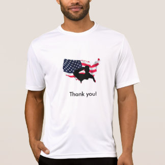 Say Thank You to our Troops! Tee Shirts