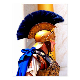 Say the Word Matthew 8:8 Roman Centurion Art Post  Postcard