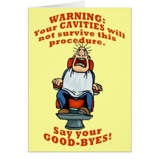 Say Your Goodbyes! Card