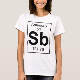 Sb - Antimony T-Shirt
