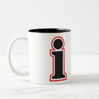 SB Indy I logo mug