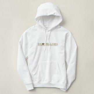 SBM- Golden curl Logo Woman's Hooded Sweatshirt