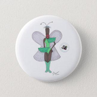 SBM Pseudo Celeb Pastel Green Future Fashion Pin