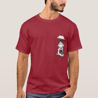 SBR Logo Shirt - maroon