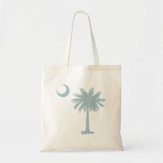 SC Palmetto & Crescent (CB) Budget Tote Bag