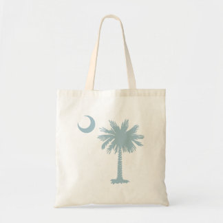 SC Palmetto & Crescent (CB) Tote Bag