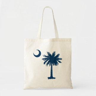 SC Palmetto & Crescent Tote Bag