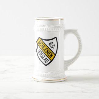 SC Schlesien Breslau Beer Steins