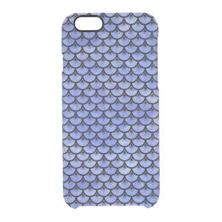 SCA3 BK-MRBL BL-WCLR (R) CLEAR iPhone 6/6S CASE