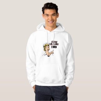 Scabs are Not Food Hoodie