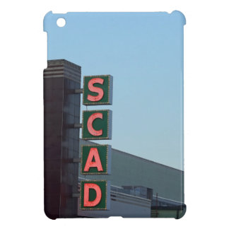 SCAD COVER FOR THE iPad MINI