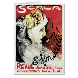 Scala ~ Enfin, Seuls! Card