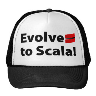 Scala Hat, Evolve Logo Cap