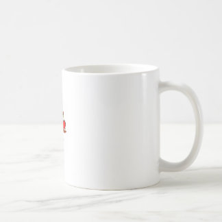Scale of Justice - with heart Coffee Mug