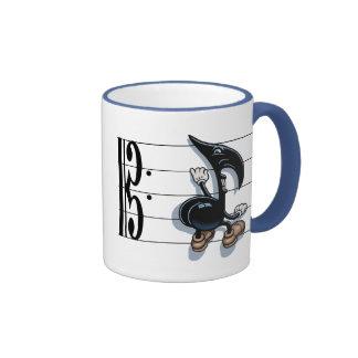 Scale the Note Ringer Mug