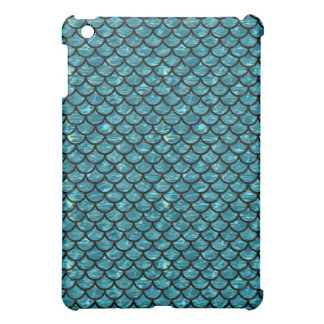 SCALES1 BLACK MARBLE & BLUE-GREEN WATER (R) CASE FOR THE iPad MINI